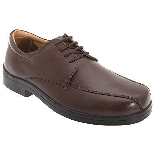 Roamers Herren Tramline Gibson Schuhe, XXX extra breit - http://on-line-kaufen.de/roamers/roamers-herren-tramline-gibson-schuhe-xxx-extra