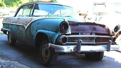 Ebay 1955 Ford Fairlane 2 Door Hardtop Two 1955 Ford Project Cars Carparts Carrepair Usdeals Rssdata Net Ford Fairlane Fairlane Ford
