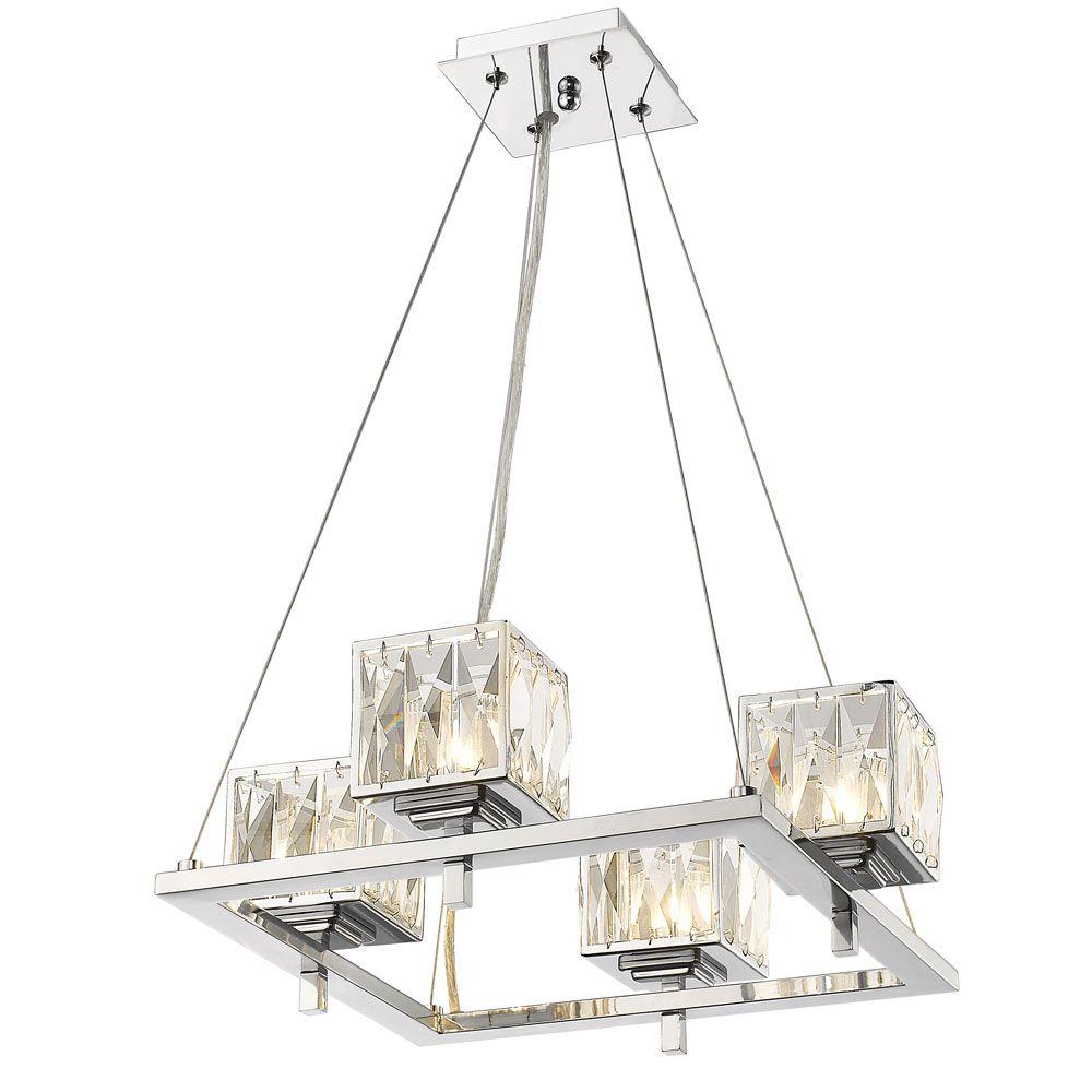 golden lighting s neeva 4 light chandelier 1035 4 ch carol