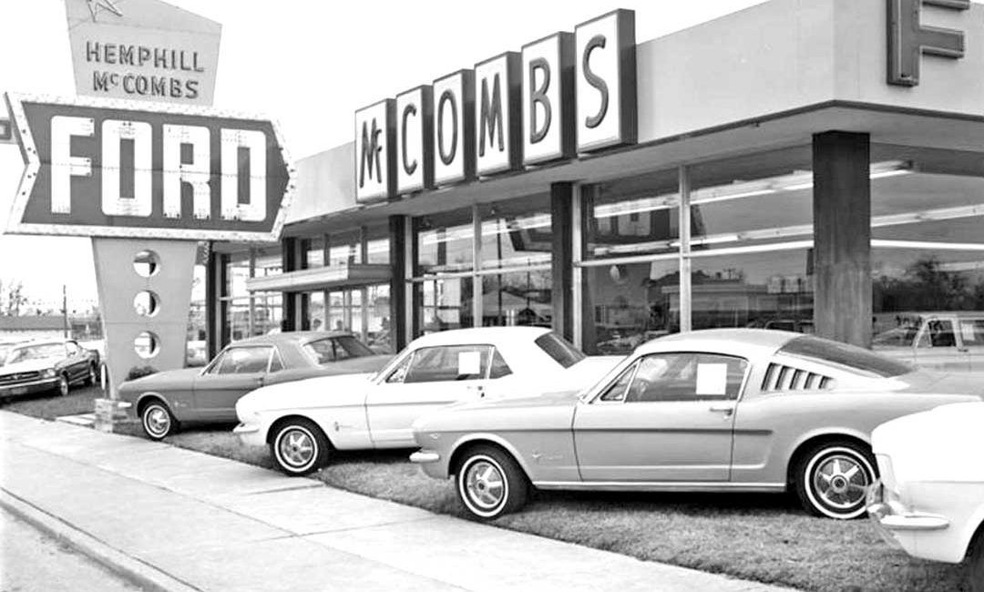 Ford Dealership San Antonio >> Pin By The Old Motor On Classic Cars Mustang Dealership