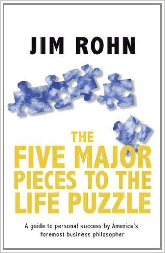 The Five Major Pieces to the Life Puzzle Amazon.co.uk