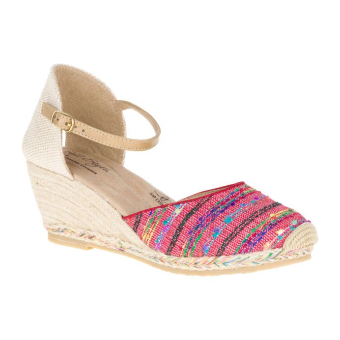 Soft Style® by Hush Puppies Pepin Espadrille Wedges