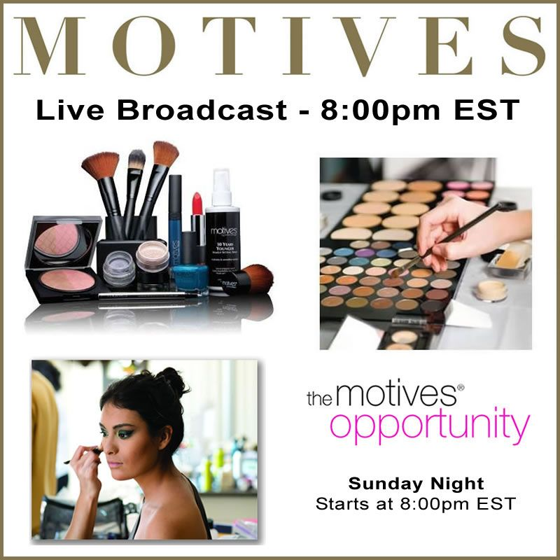 Does your makeup line pay you? Are you looking to start