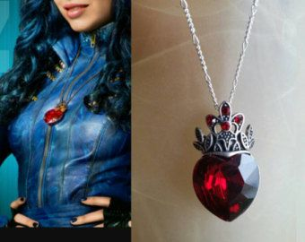 Descendants Inspired Evie Necklace Queen Of By