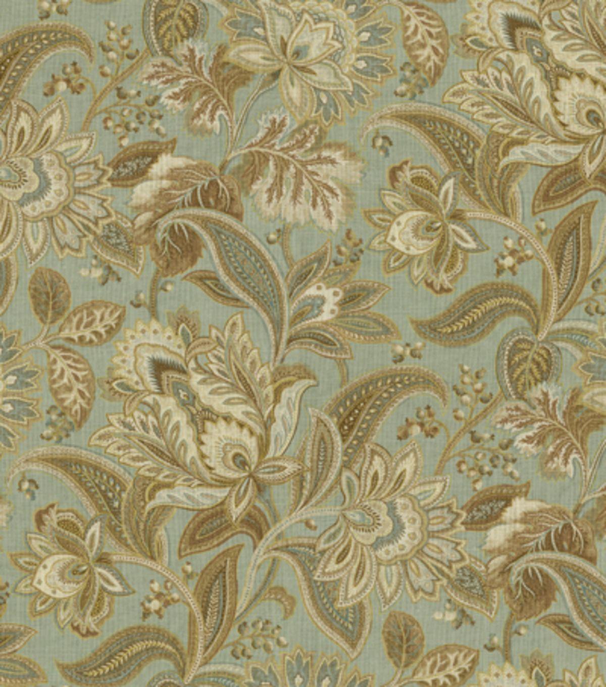 Home Decor Print Fabric Croscill Valdosta Mist At Joann