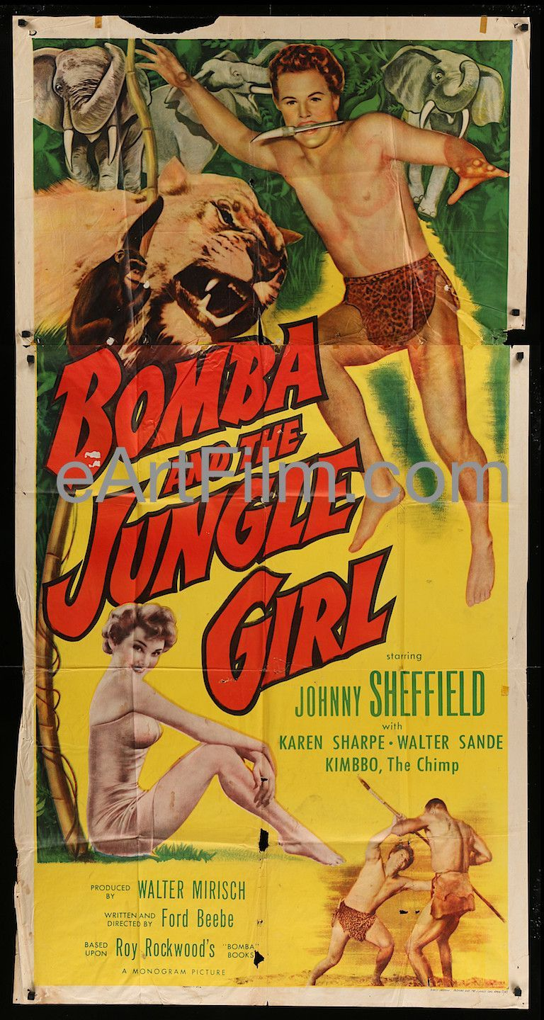 Watch Bomba and the Jungle Girl Full-Movie Streaming
