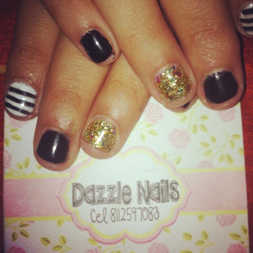 Dazzlenails Nails Nailart Love Naildesign Gelish Design Art