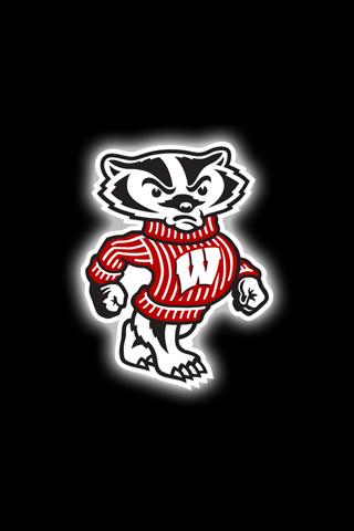 Wisconsin Badgers Iphone Wallpapers Wisconsin Badgers Wisconsin Badgers Football Badger Football