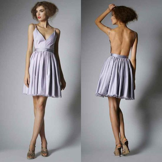 Shopping for Backless Dresses for Summer
