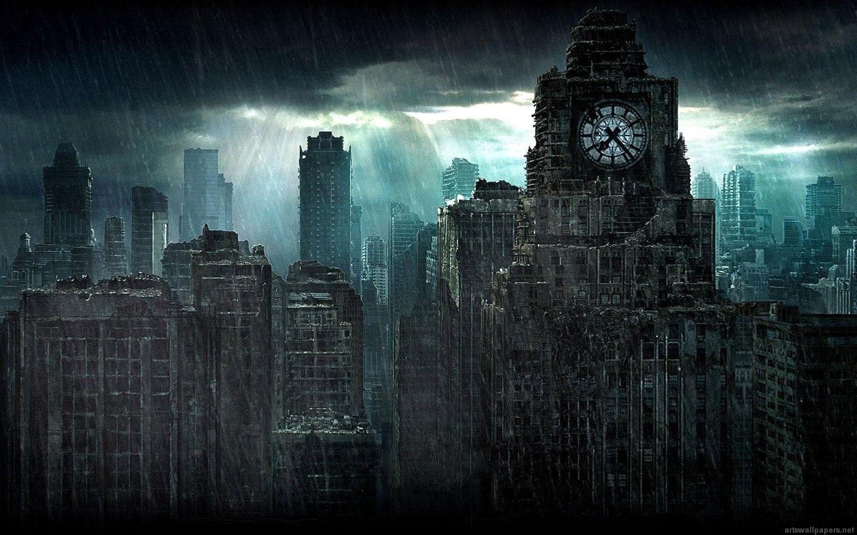 Hd Wallpapers P Widescreen Dark City