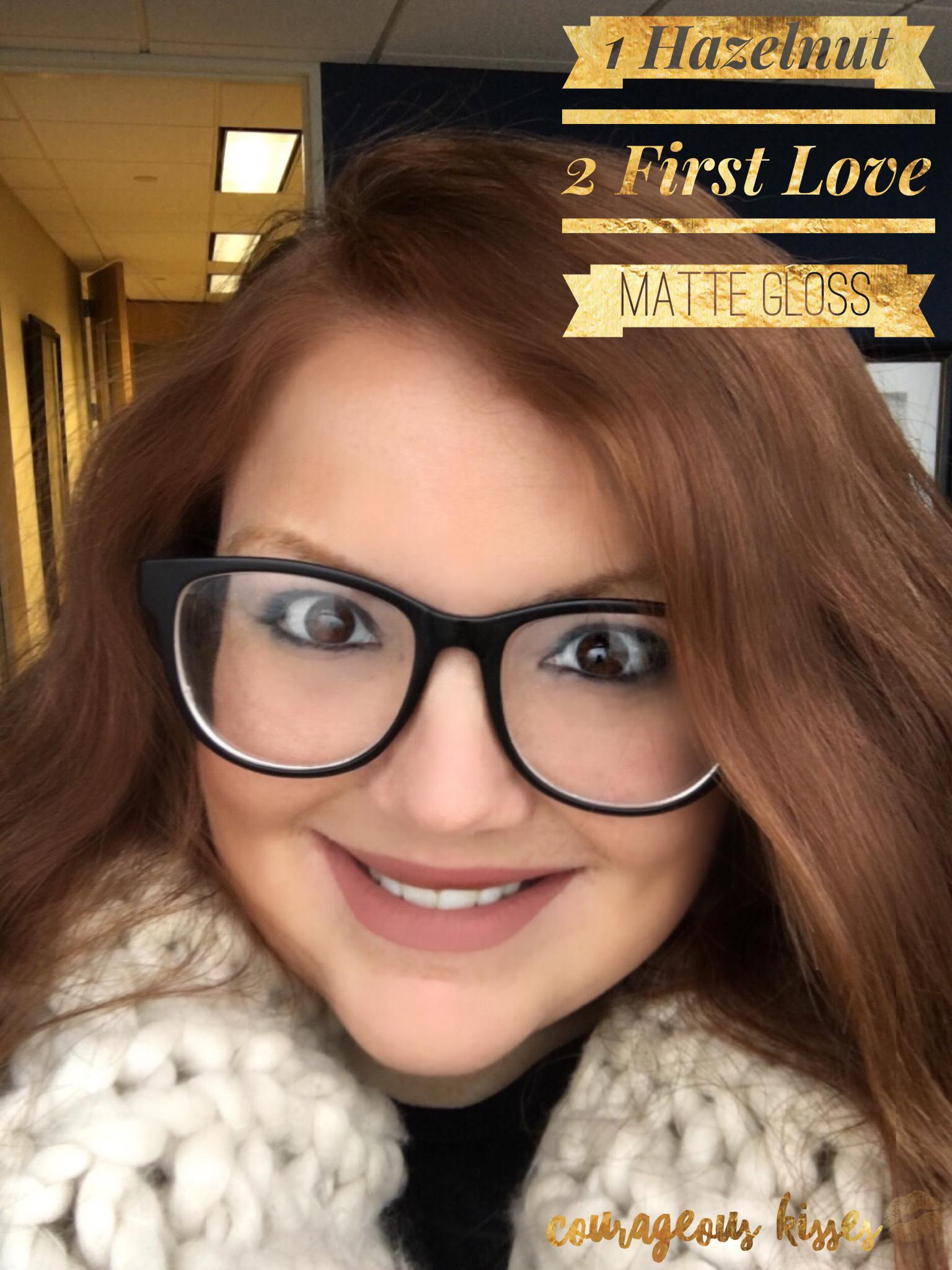 One Of My Favorite LipSense Combos!!! 1 Layer Hazelnut, 2