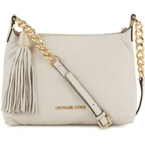 Michael Kors Weston Grained Leather Cross-Body Bag