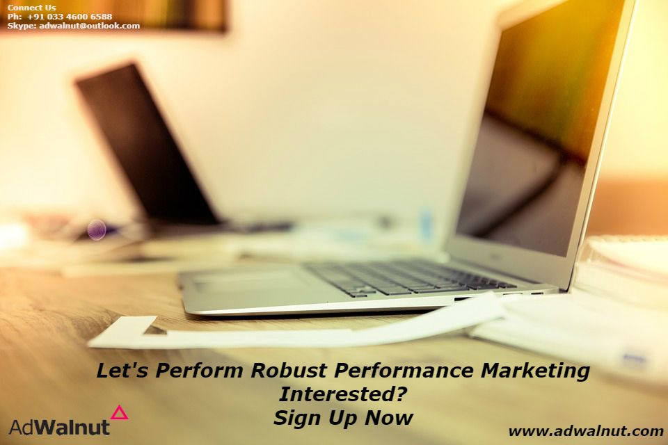 Lets perform robust performance marketing sign up now