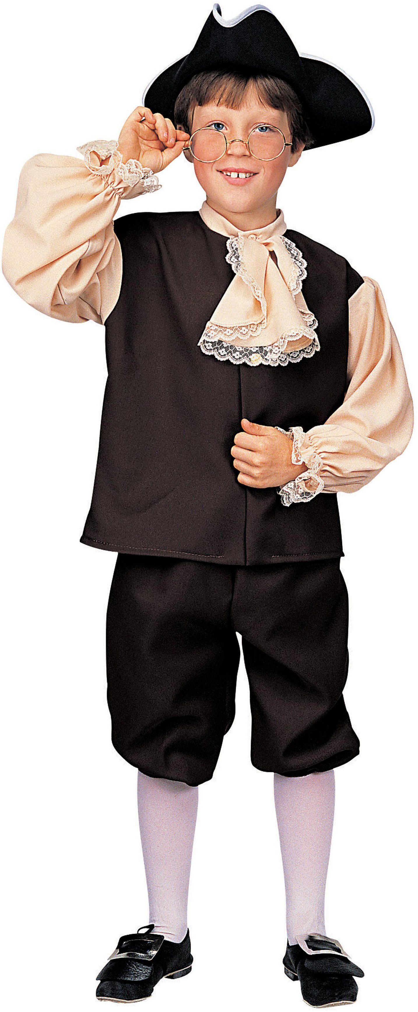 Colonial style dress costumes