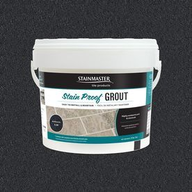 Stainmaster Classic Collection Anthracite 11 Lb Antracite Epoxy