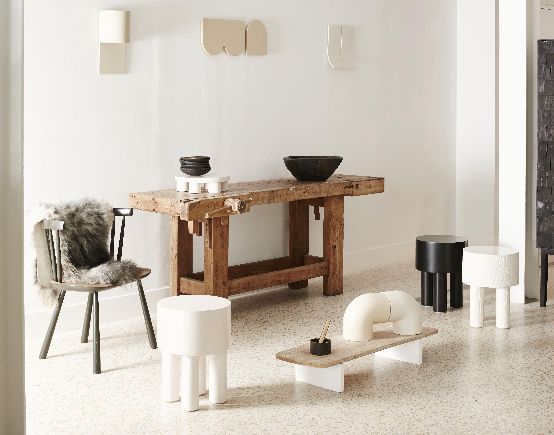 Pilotis by Malgorzata Bany at The New Craftsmen for London Design