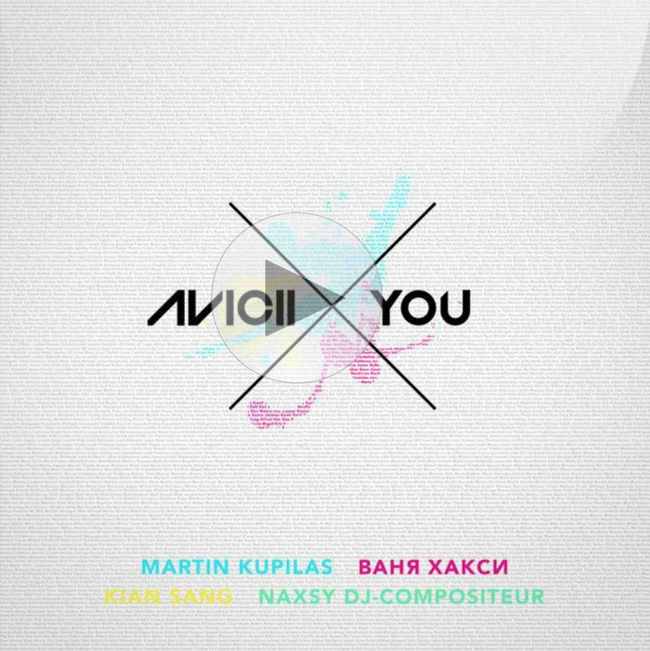 Listen To X You Radio Edit By Avicii From The Album X You On
