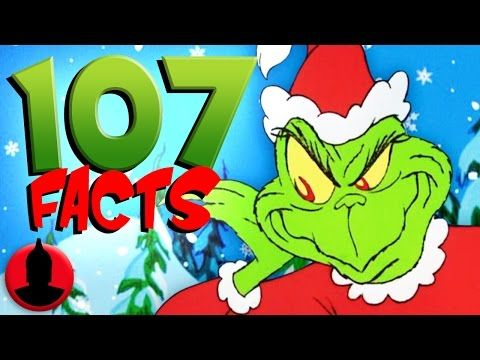 Watch 107 Facts About Nightmare Before Christmas Https Www Youtube Com Watch V Hmm7jzyewdk Grinch Grinch Stole Christmas Favorite Christmas Songs