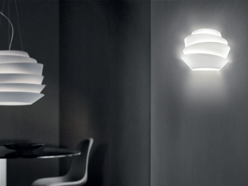 Buy the foscarini le soleil wall light at nest co uk