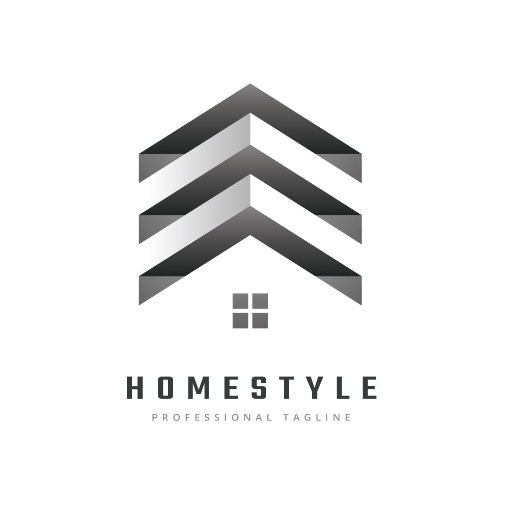 House Logodesign Graphic