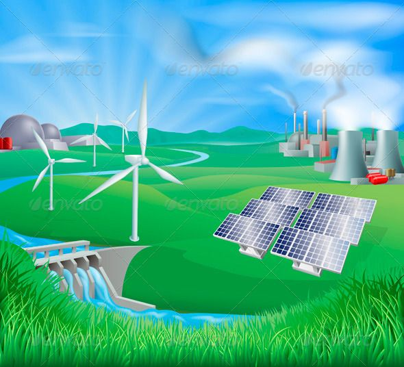Electricity Or Power Generation Methods What Is Solar Energy Renewable Sources Of Energy Geothermal Energy