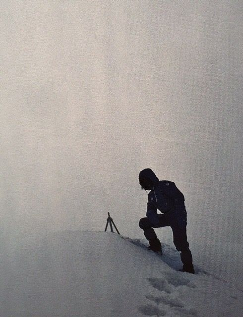 Mount Everest solo climbing without oxygen, 1980