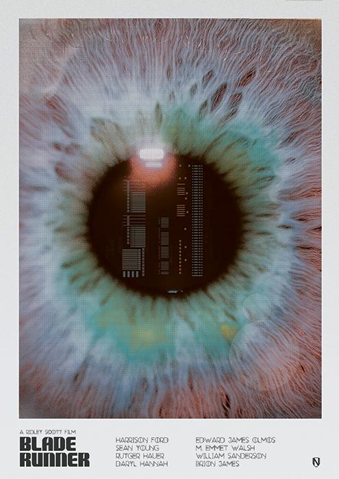 Blade Runner (1982) [495 × 700]