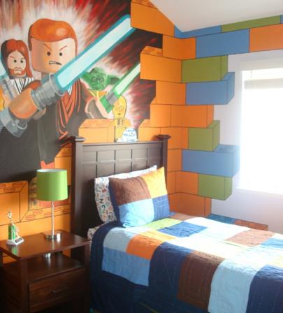 Lego Star Wars Lego Bedroom Lego Room Star Wars Room