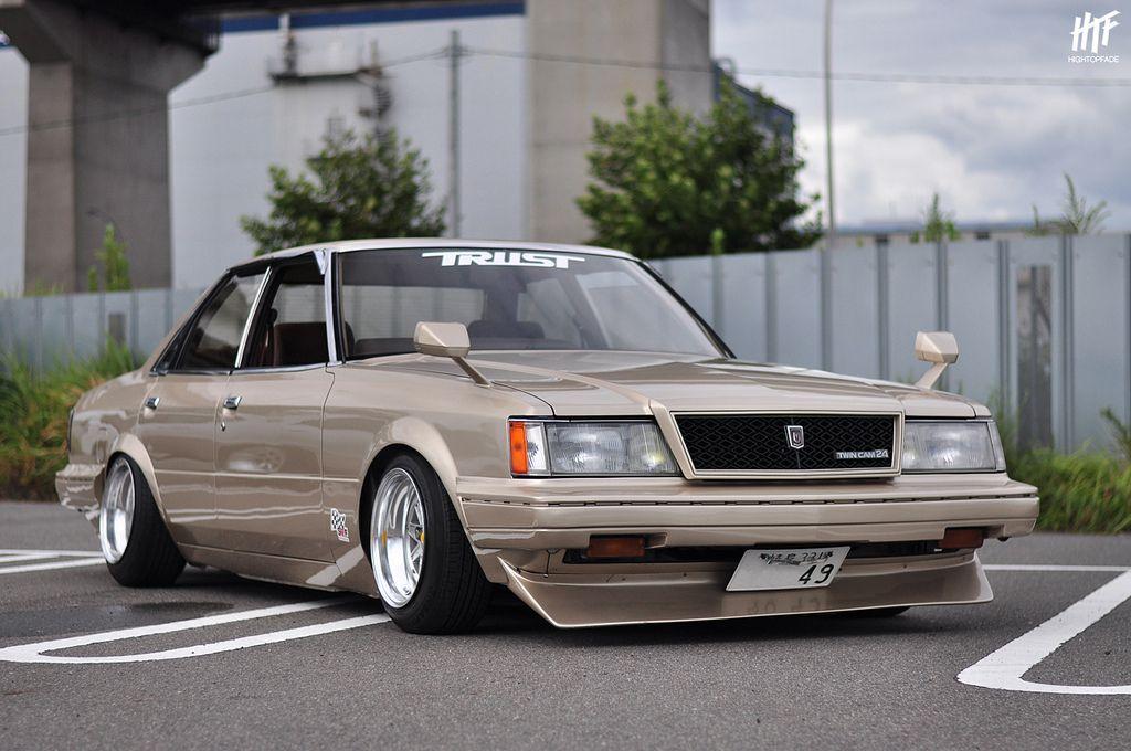 さくらレーシング トヨタ Gx61 マークii 名古屋オートレジェンド2012 Sakura Racing Toyota Gx61 Mark Ii At Nagoya Auto Legend 2012 改造車 旧車 トヨタ