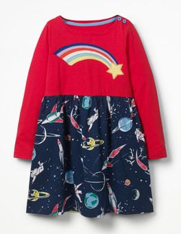 ed8299b35 Hotchpotch Jersey Dress Boden