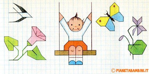 60 Disegni Di Primavera Da Colorare Per Bambini Primavera Scuola