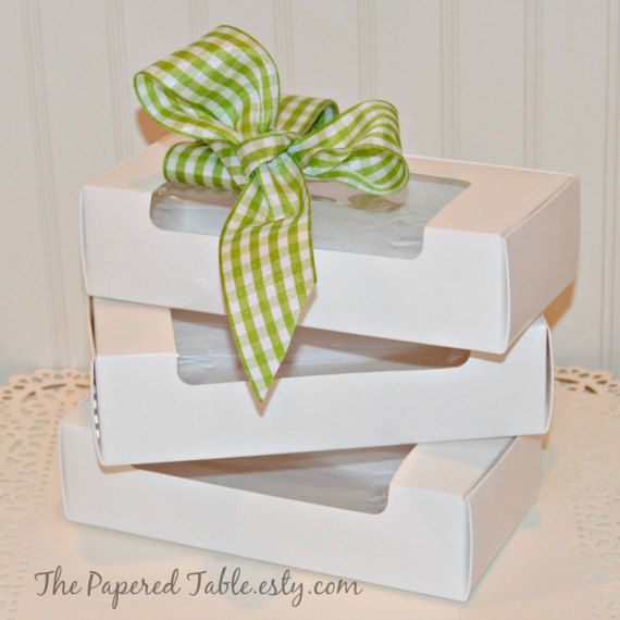 Cake Slice Boxes White Cake Box Cupcake Boxes Wedding Cake