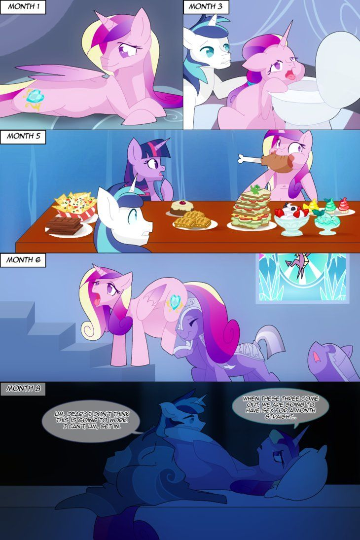 Patreon Reward From Love Comes Life Page 3 By Rated R Ponystar Deviantart Com On Deviantart