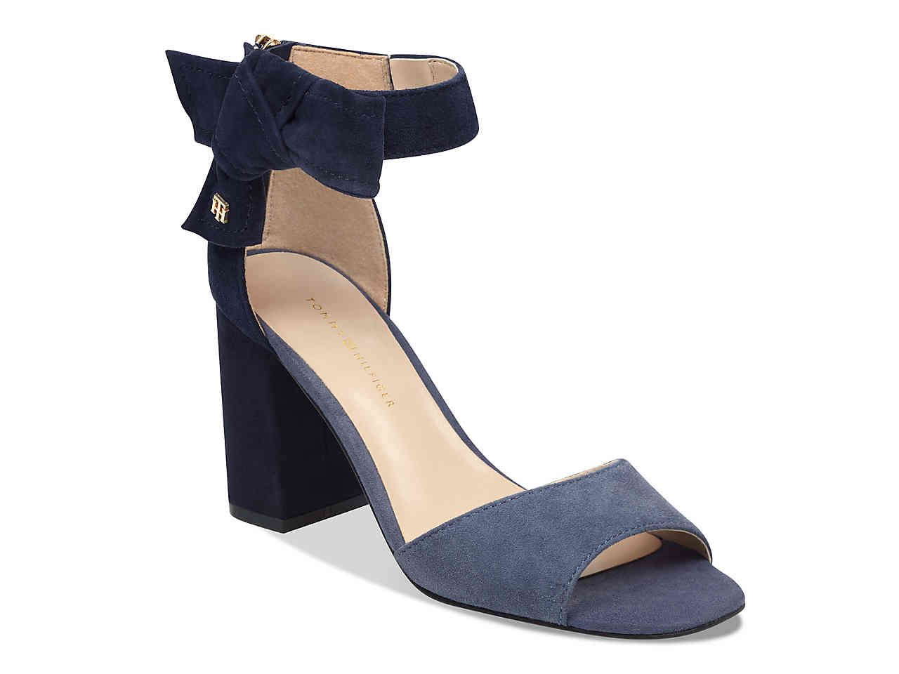 0a839565 Tommy Hilfiger Seera Sandal Women's Shoes | DSW | For Michela in ...