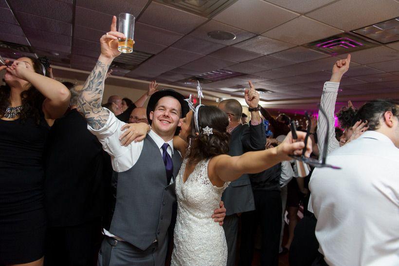 vanessa nicholas new years eve wedding