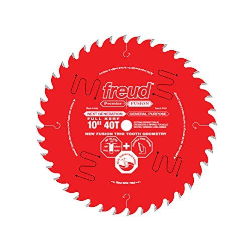 Freud 10 Table Saw Blades Best Table Saw Table Saw