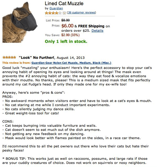 22 Hilarious Reviews From People With 5 Star Imaginations Funny Amazon Reviews Hilarious Bones Funny