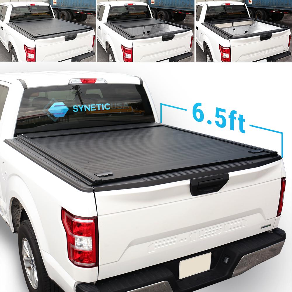 20072020 Tundra 6.5ft Bed Aluminum RetractableRollUp