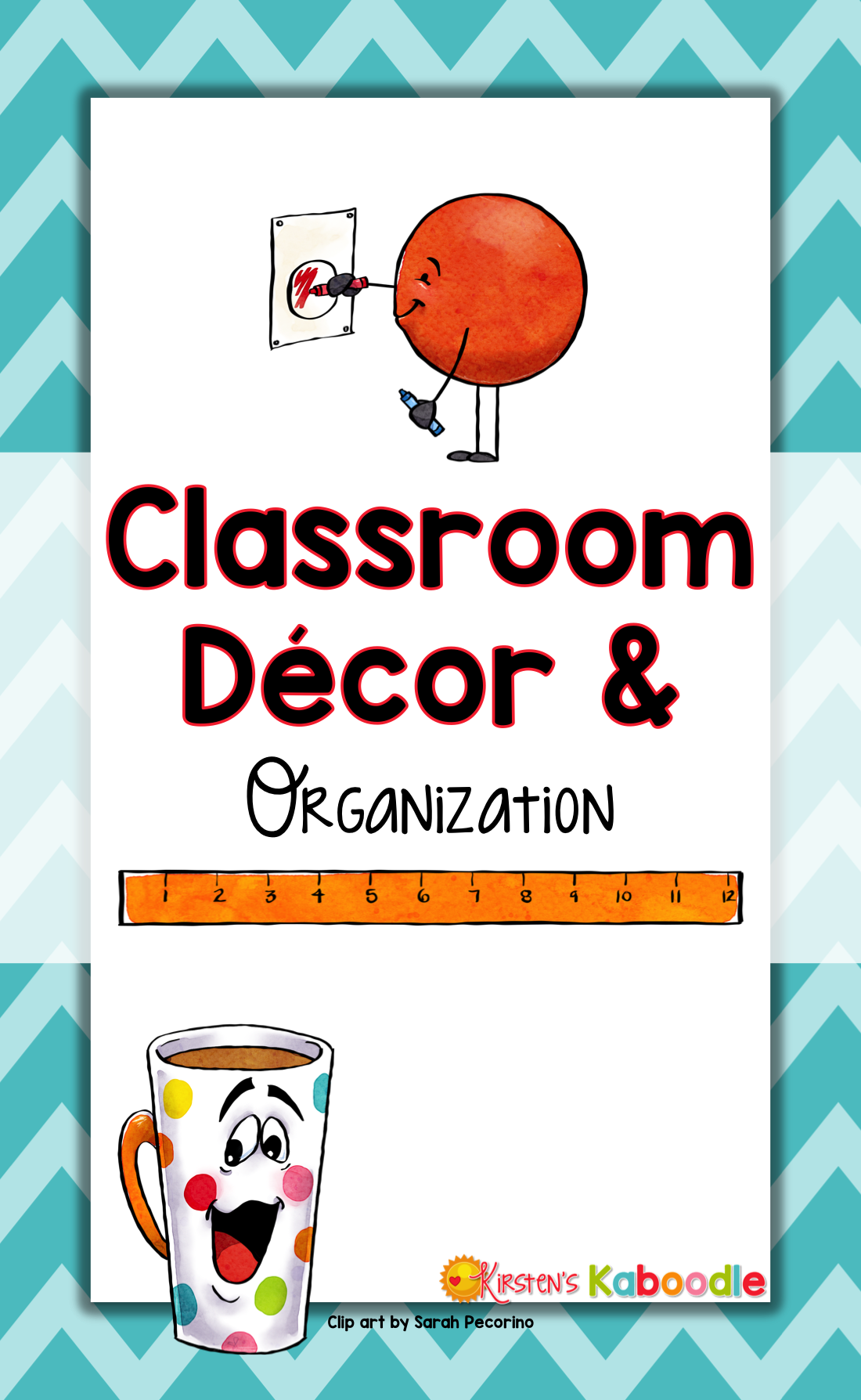 Who doesn't love to check out amazing classroom decor and organization?  This board is full of classroom photos, organization tips and trick, and bulletin board ideas for classroom teachers!  I love bright colors and cleanliness... that's what you'll find here!