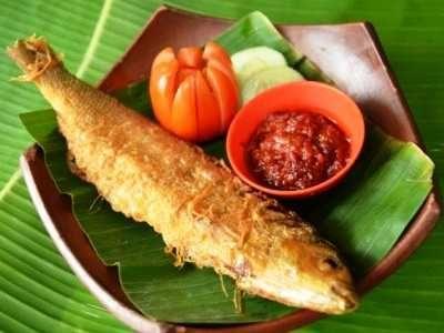 Resep Bandeng Presto Duri Tulang Lunak Khas Semarang Bumbu Balado Seafood Diet Food Indonesian Food