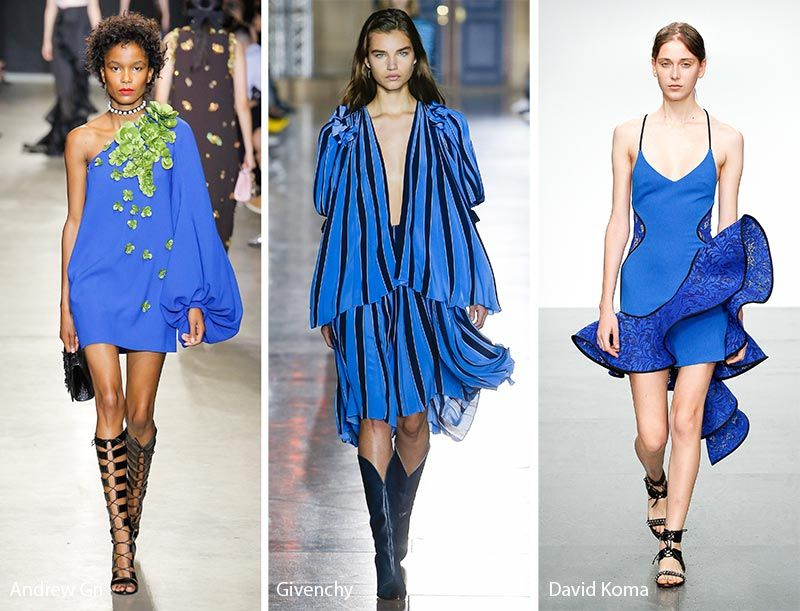 Spring/ Summer 2018 Color Trends | Trends SS 2018 | Color ...
