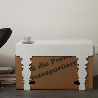 extreme minimalist cardboard box furniture m bel aus pappe und papier pinterest m bel aus. Black Bedroom Furniture Sets. Home Design Ideas