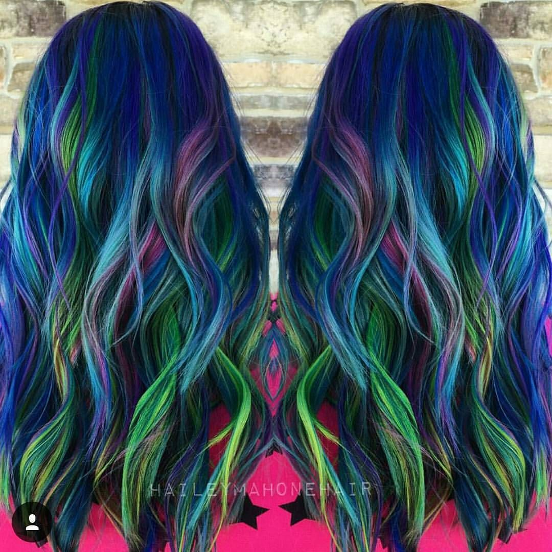 52 Ombre Rainbow Hair Colors To Try 2:  52 Likes, 2 Comments