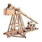 Build the backyard OGRE catapult part 4 | Wooden model ...
