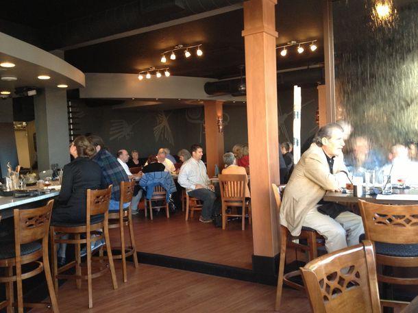 New Oregon District restaurant offers international menu #daytonnews #daytondining #dayton