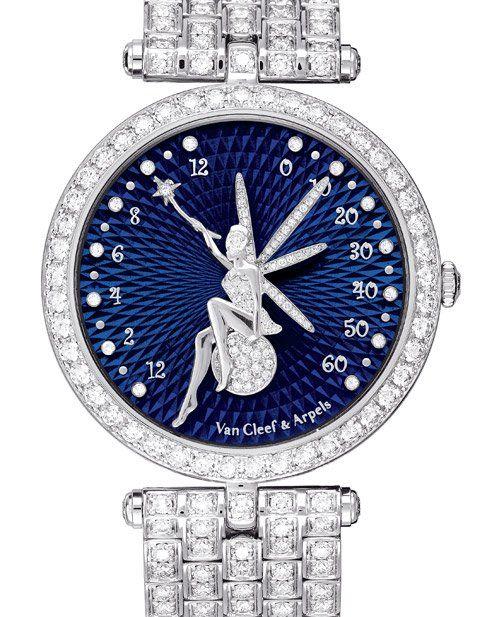 Van Cleef & Arpels Fairy Watch