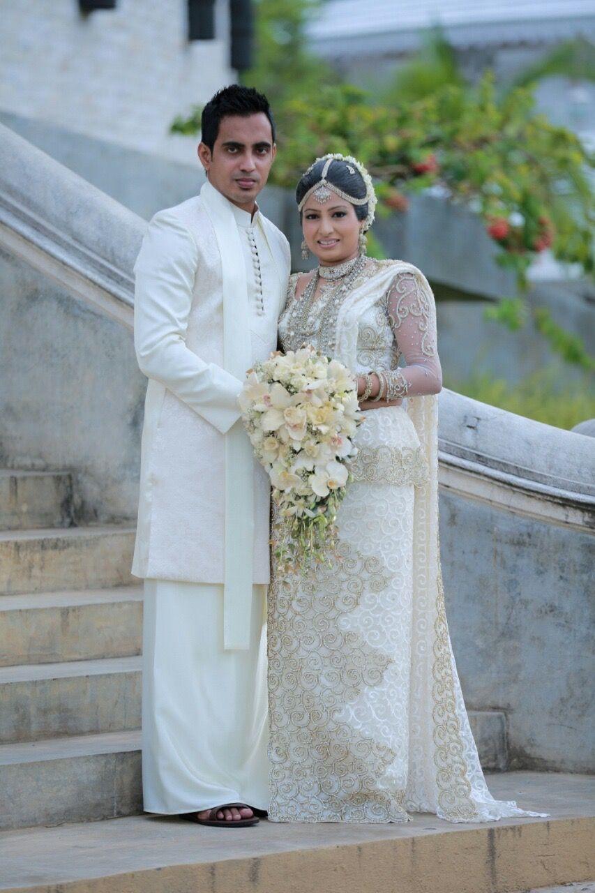 Pin by buddhika on Sri lankan wedding   Wedding dresses ...