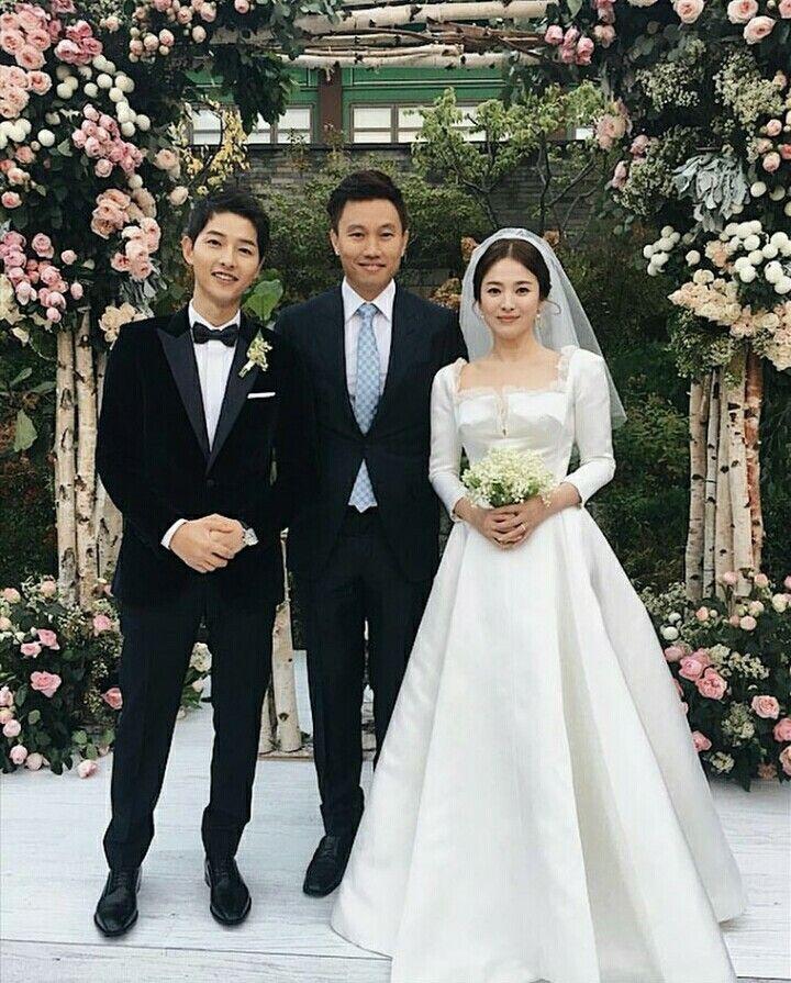 правда, очень корейские звезды свадьба фото программа самостоятельно