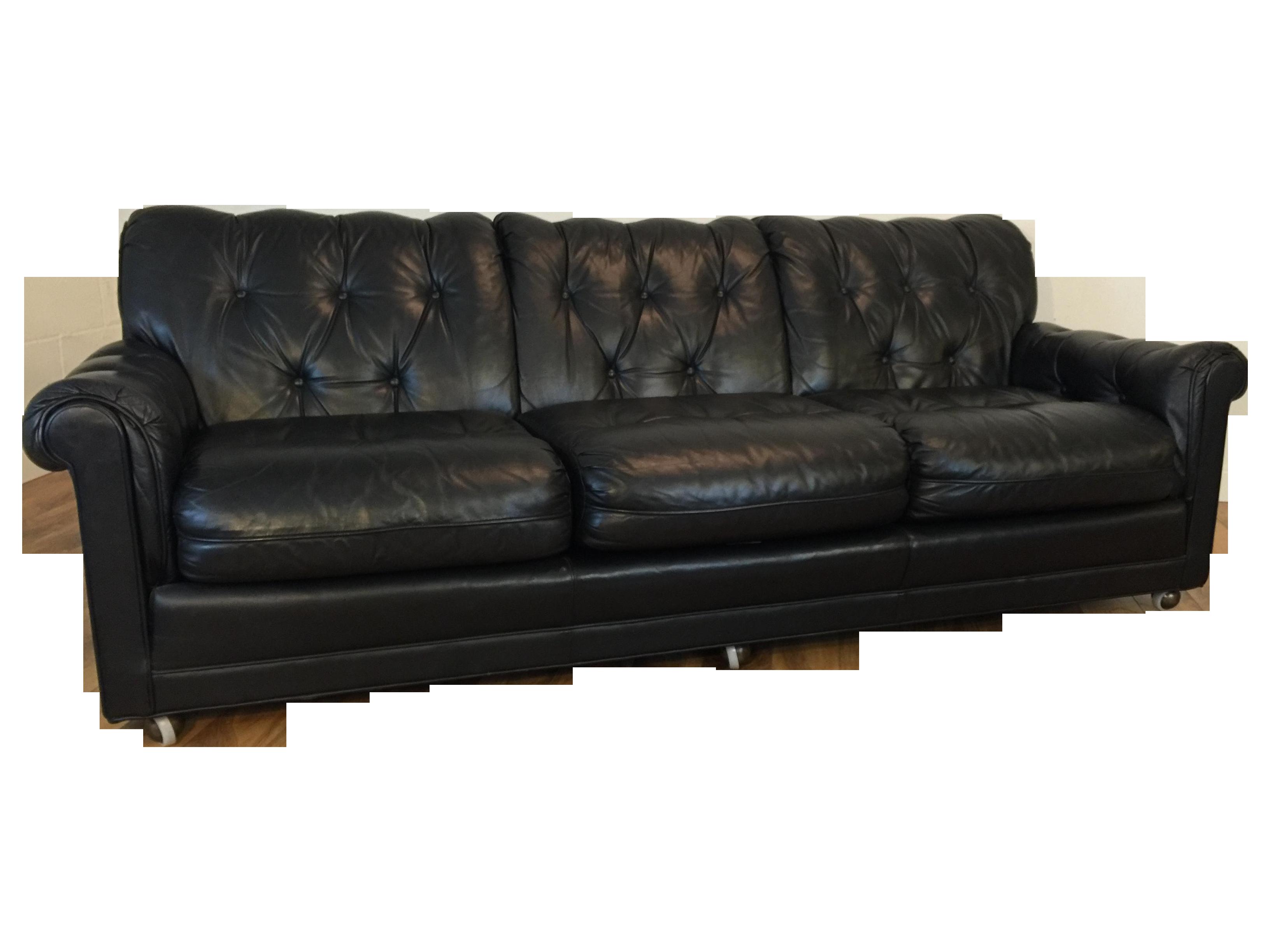 Vintage Leather Sofa By Leathercraft Vintage Leather Sofa Leather Sofa Sofa