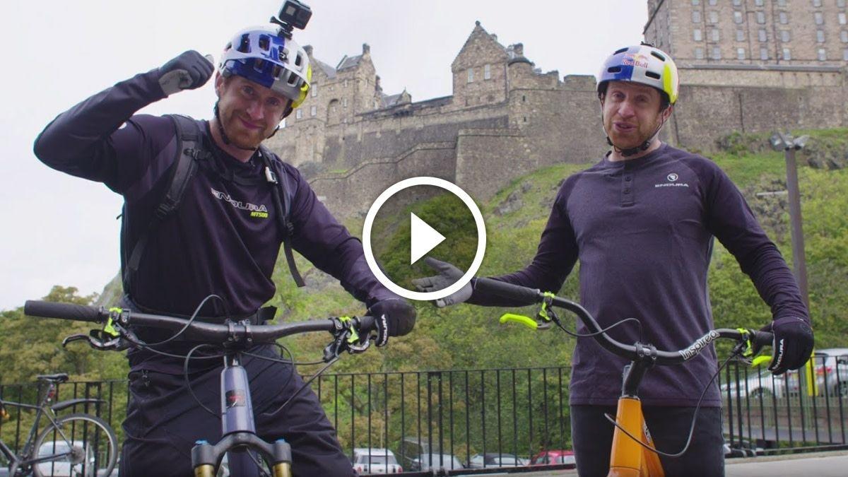 Watch Danny Macaskill Vs Danny Macaskill In The Game Of Bike